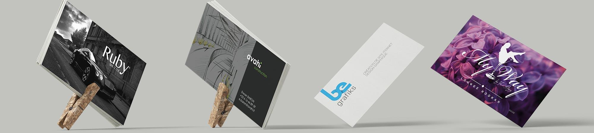 cartes de visite  u2013 imprimeur postalios